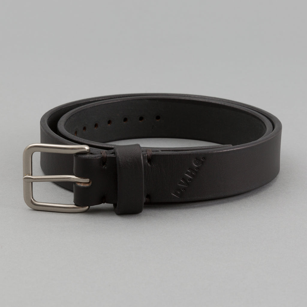 DVH Co Belt, Black
