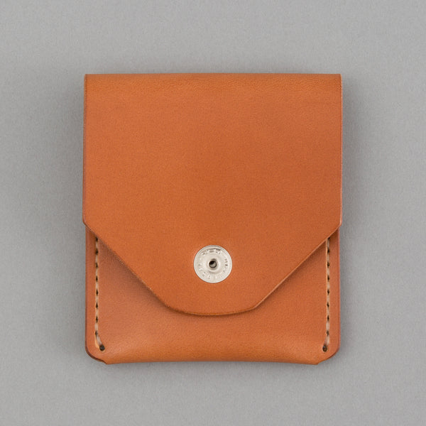 DVH Co - Snap Card Case, Russet - image 1