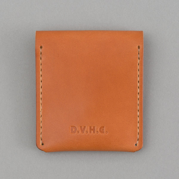 DVH Co - Snap Card Case, Russet - image 2
