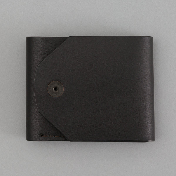 DVH Co Snap Wallet, Black