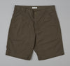 Dubbleworks - Lot 25003 Military Shorts, Khaki - image 1