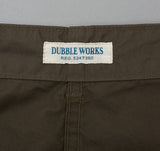 Dubbleworks - Lot 25003 Military Shorts, Khaki - image 5