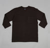 Lot 53004 3/4 Sleeve T-Shirt, Black