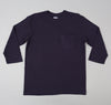 Lot 53004 3/4 Sleeve T-Shirt, Navy