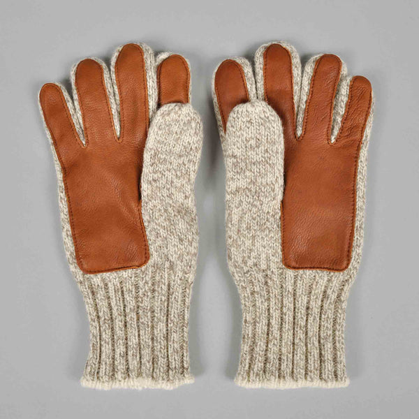 Fox River - Ragg Wool and Leather Gloves -