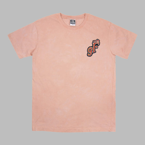 Chain Stitch gF 3-Yr Anniversary T-Shirt, Mars Rock - GOOD FISHING