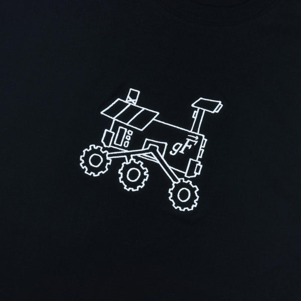 Rover T-Shirt, Black - GOOD FISHING