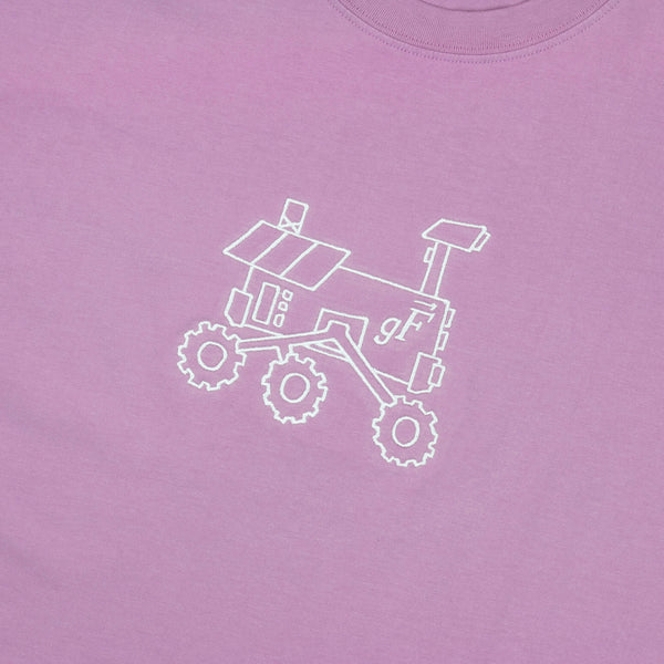 Rover T-Shirt, Cosmic Purple - GOOD FISHING