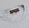 Hickoree's - Brooklyn Logo Souvenir T-Shirt, Heather Grey -