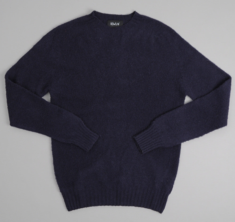 Birth of the Cool Sweater, Navy