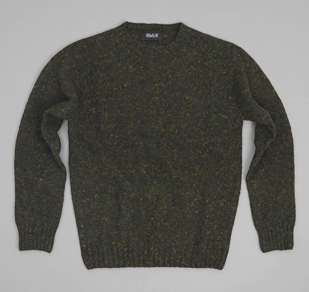 Terry Sweater, Moss