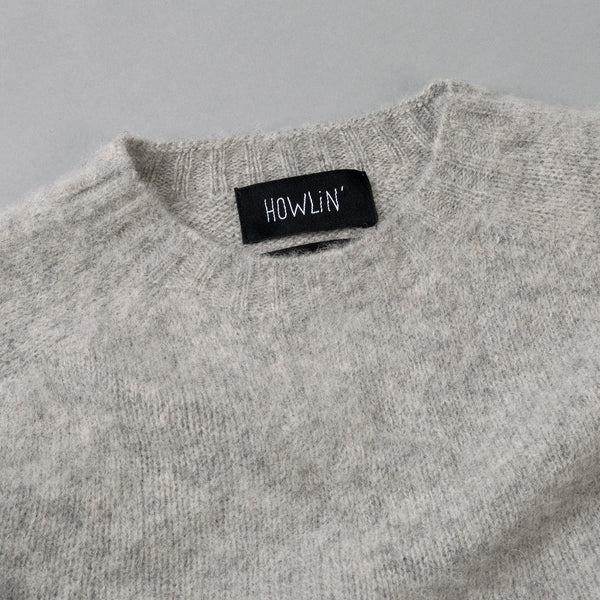 Howlin' - Birth of the Cool Sweater, Silver - image 2