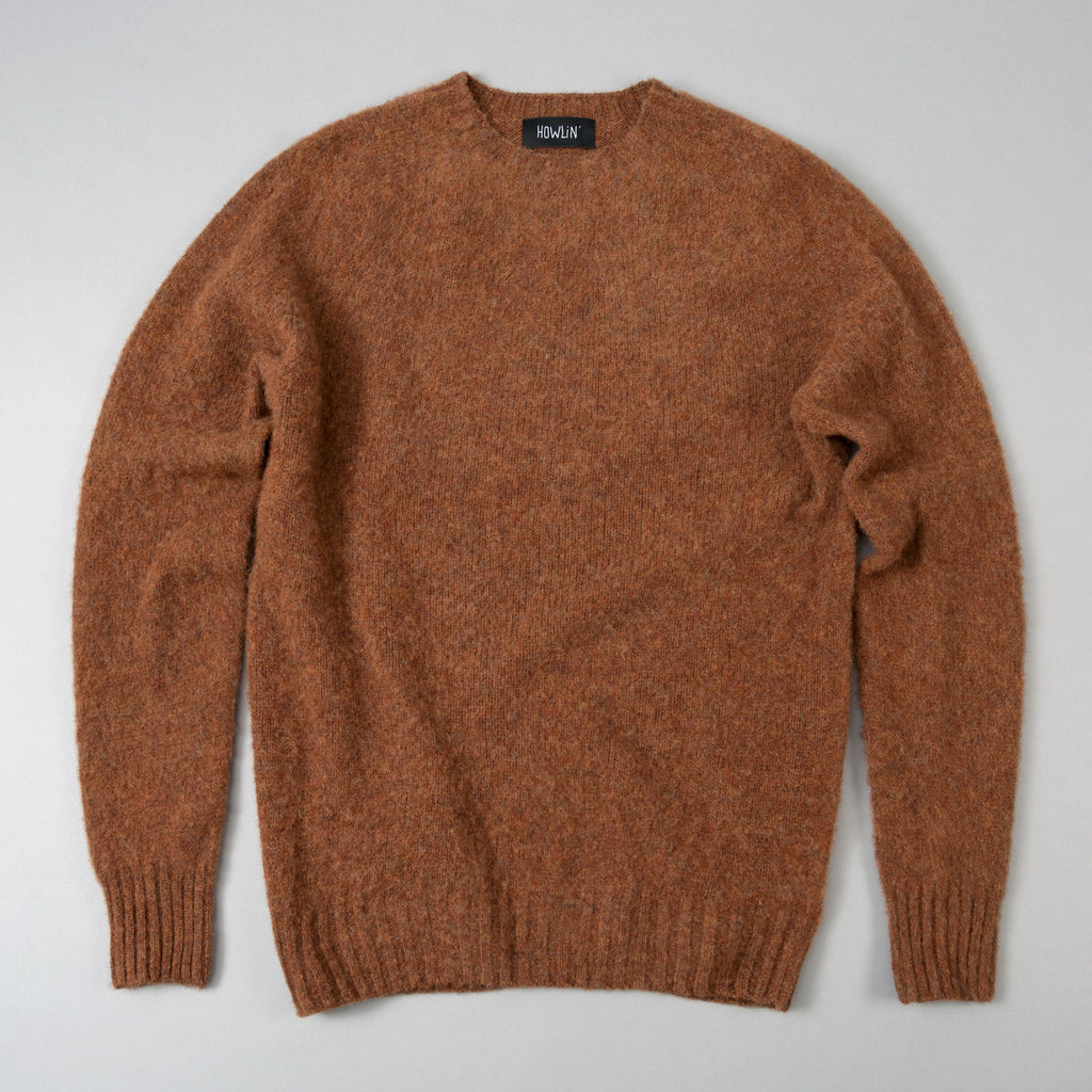 Howlin' - Birth of the Cool Sweater, Tobacco -