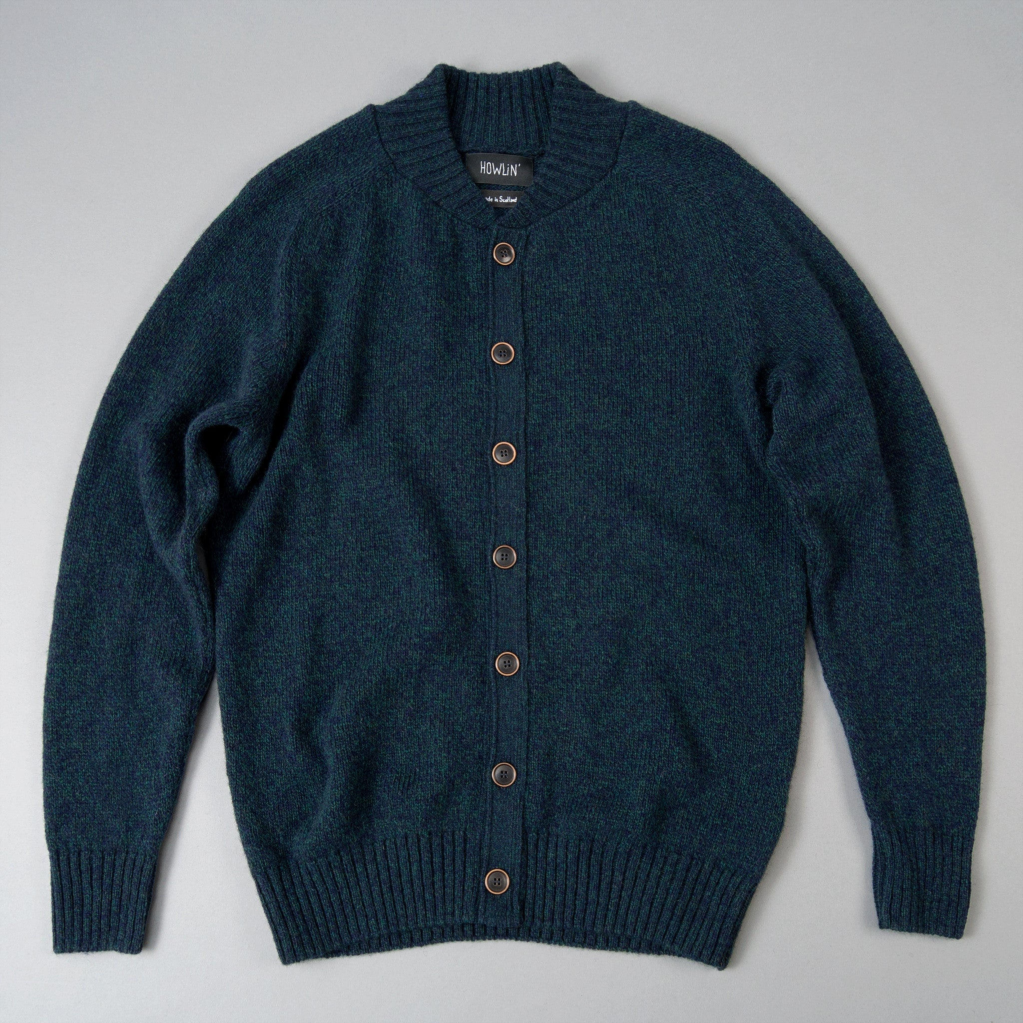 Howlin' - Four Eyes Cardigan, Mix A -