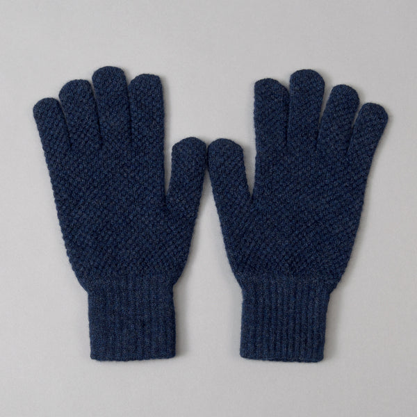 Howlin' - Herbie Gloves, Dark Blue - image 1