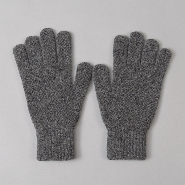 Howlin' - Herbie Gloves, Medium Grey -