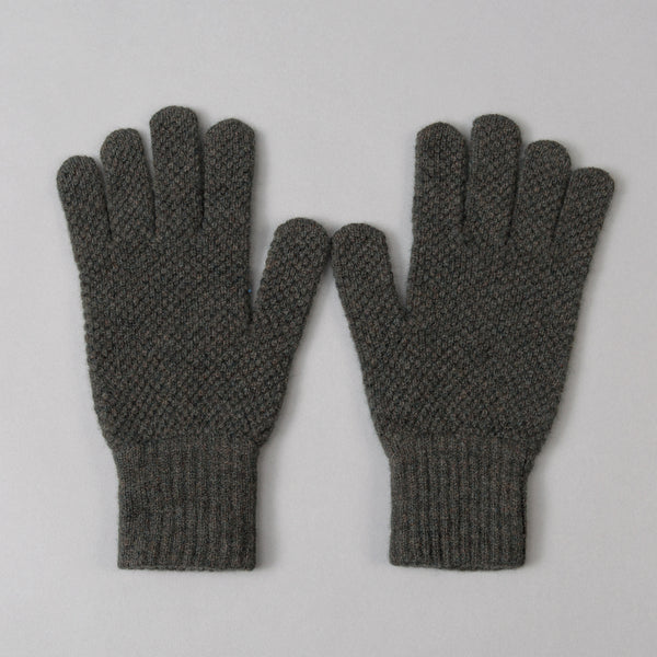 Howlin' - Herbie Gloves, Moss -