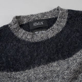 Howlin' - Little Walter Sweater, Grey Mix / Charcoal Stripe - image 2