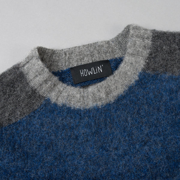 Howlin' - Megatron Man Sweater, Denim -