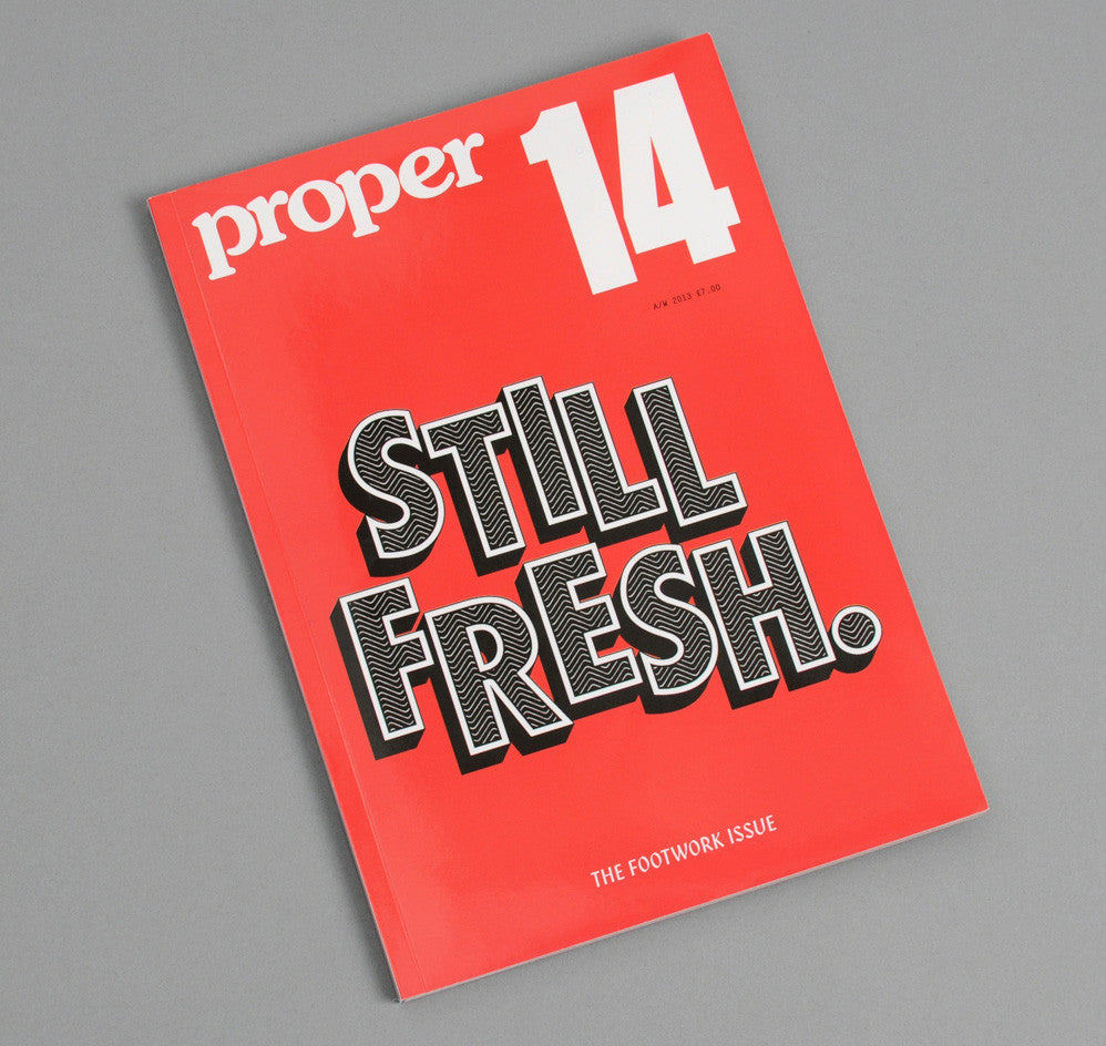 - Issue 14, Still Fresh: The Footwork Issue - image 1