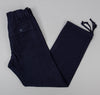Wool / Linen Army Trousers, Navy
