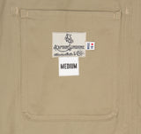 Mackinaw Shirt Jacket, Beige