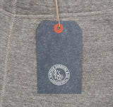 Wool / Cotton Sweatpants, Grey