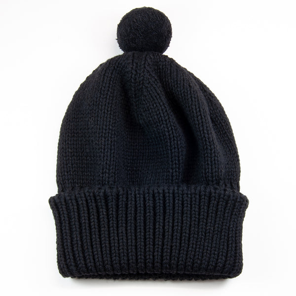 Kaptain Sunshine Alpine Knit Cap, Navy