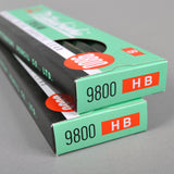 Mitsubishi Pencil Co. 9800 Pencils 12-Pack