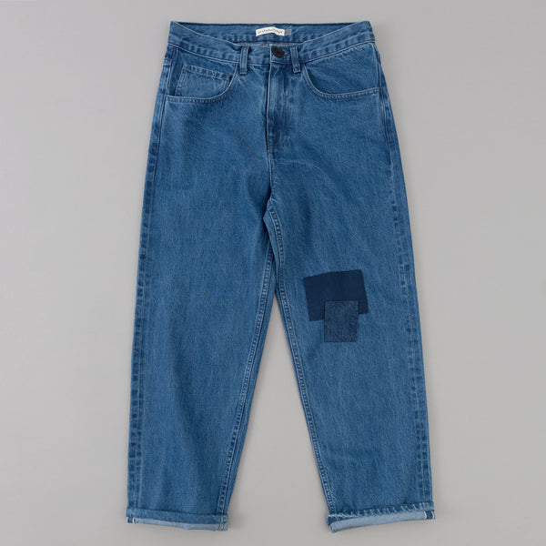 "Older Brother - Jeans, Selvedge Denim, ""Hand-Me-Down"" Plant Wash - image 2"