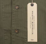 HBT Army Jacket, Olive
