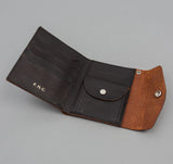 Short Wallet, Black