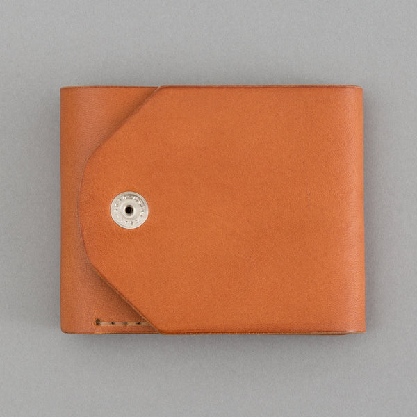 DVH Co Snap Wallet, Russet