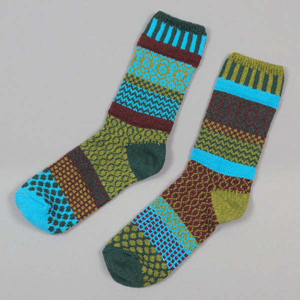 "Solmate Socks - ""Luna"" Recycled Cotton Socks - image 2"