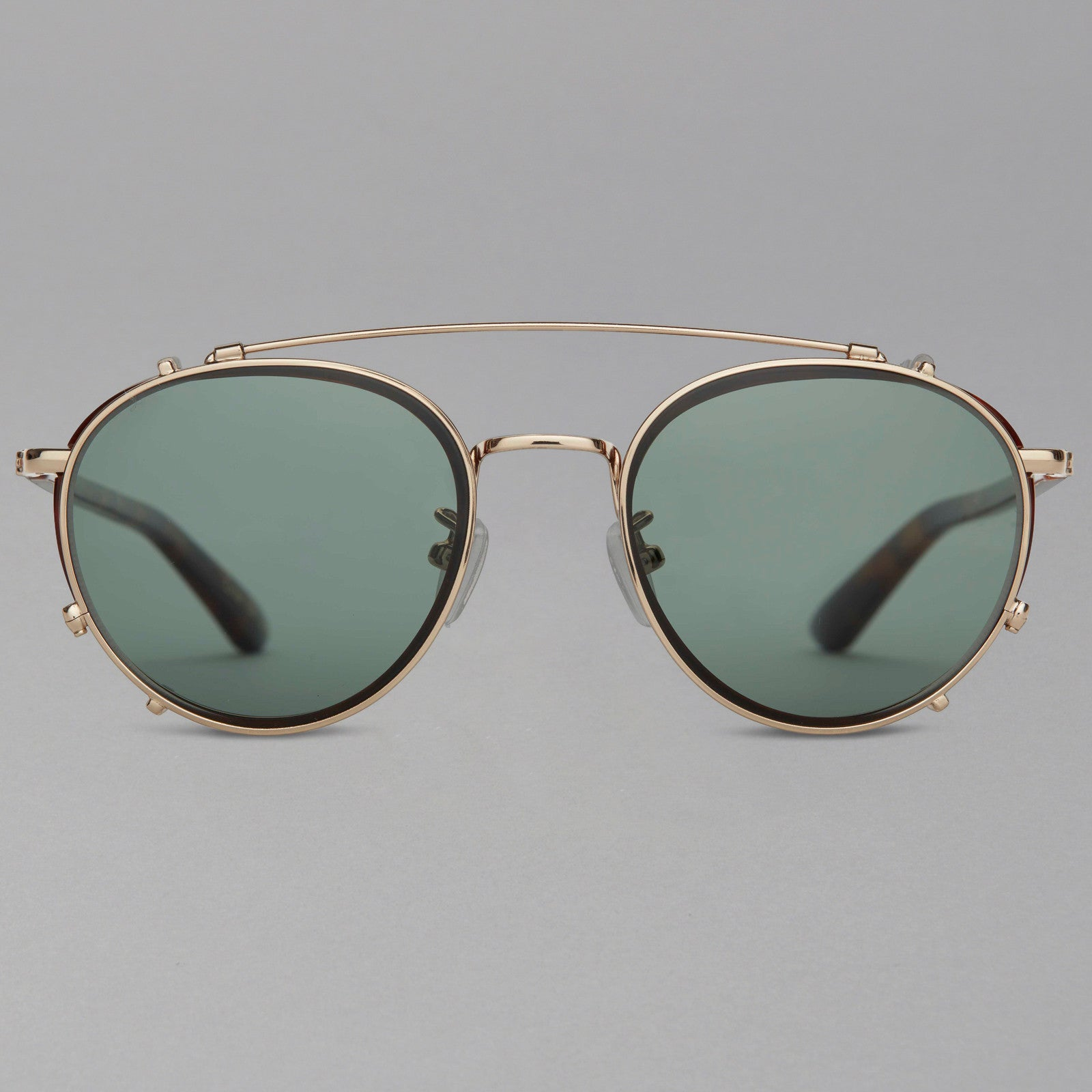 TOMS - TOMS x The Hill-Side Hynes Glasses, Tortoiseshell Acetate -