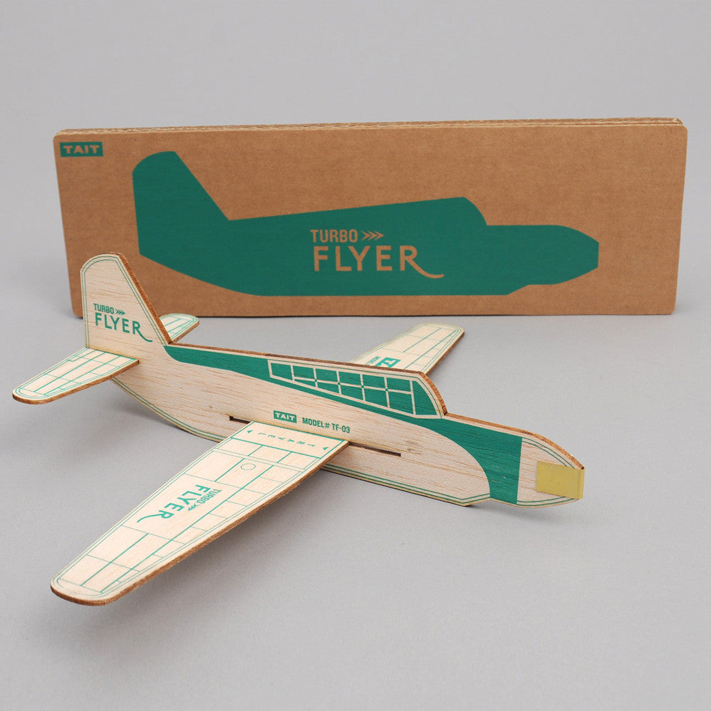 Tait Design Co. - Turbo Flyer, Emerald Green - image 1