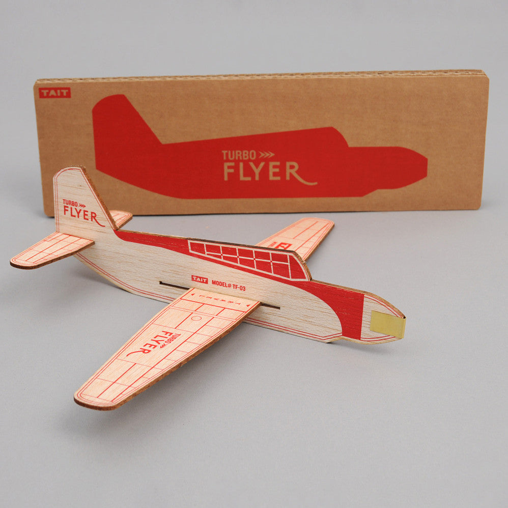 Tait Design Co. - Turbo Flyer, Fire Red - image 1