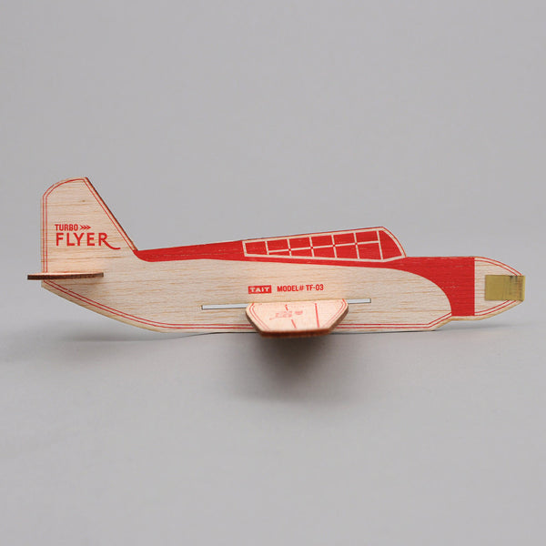 Tait Design Co. Turbo Flyer, Fire Red
