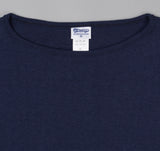 Teasy Boatneck Pocket T-Shirt, Navy