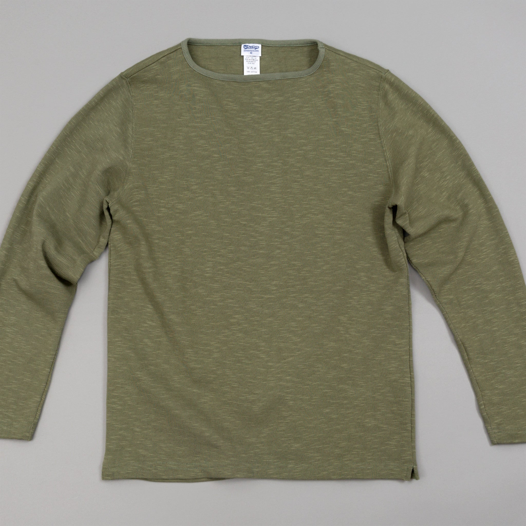 Teasy Basque Shirt, Tea Green