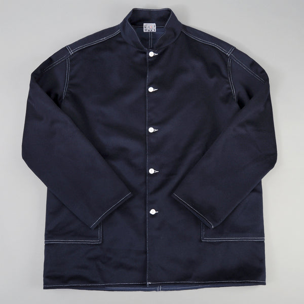 Tender Co. - Type 950 Lined Jacket, Navy Box Cloth - image 1