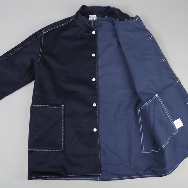 Tender Co. Type 950 Lined Jacket, Navy Box Cloth