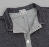 Type 430 Butterfly Shirt, Rinsed Horizontal Herringbone