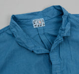 Type 430 Butterfly Shirt, Woad Crock Cloth