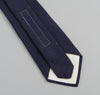 The Hill-Side - 183 - Nep Twill Flannel Necktie, Navy - PT2-183 - image 2
