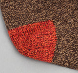 The Hill-Side - 2-Pack Socks, Brown - SX10-03 - image 3