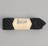 The Hill-Side Beach Cloth Stripe Bow Tie, Black / Navy