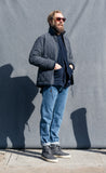 The Hill-Side - Blue Jeans, TH-S Mills 14 oz Okayama Selvedge Denim, Heavy Stonewash - JE1-363A - image 11