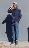 The Hill-Side - Blue Jeans, TH-S Mills 14 oz Okayama Selvedge Denim, Heavy Stonewash - JE1-363A - image 13