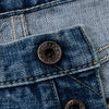 The Hill-Side - Blue Jeans, TH-S Mills 14 oz Okayama Selvedge Denim, Heavy Stonewash - JE1-363A - image 7